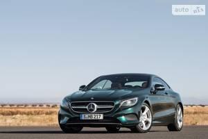 Mercedes-Benz s-class C217 Купе