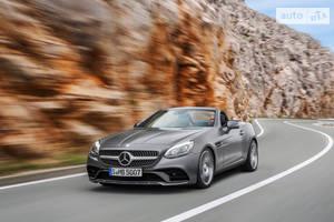 Mercedes-Benz slc-class R172 Родстер