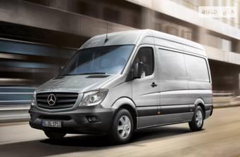 Mercedes-Benz Sprinter груз. 315 CDI MT (150 л.с.) KA A1 2018