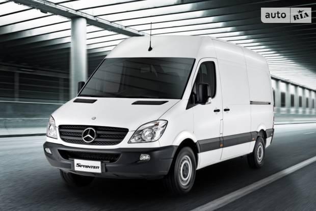 Mercedes-Benz Sprinter груз. NCV3 II покоління Фургон