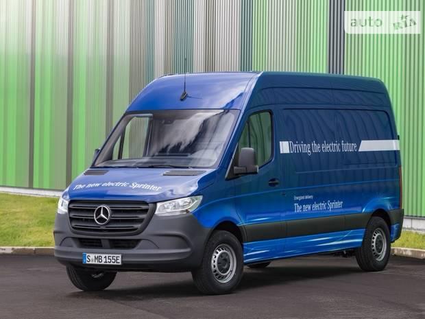 Mercedes-Benz Sprinter груз. W907/W910 Фургон