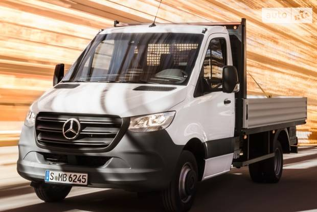 Mercedes-Benz Sprinter груз. W907 Борт