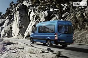 Mercedes-Benz sprinter-pass NCV3 IІ поколение (рестайлинг) Мікроавтобус