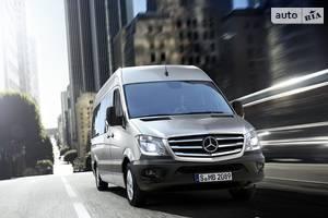 Mercedes-Benz sprinter-pass NCV3 IІ поколение (рестайлинг) Микроавтобус