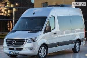 Mercedes-Benz sprinter-pass W907 Микроавтобус