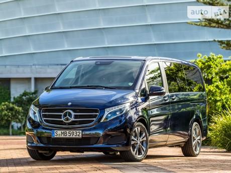 Mercedes-Benz V-Class 2014