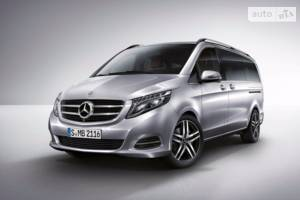 Mercedes-Benz v-class W447 Мінівен