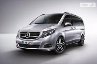 Mercedes-Benz V-Class V 250d AT (163 л.с.) Long 2018