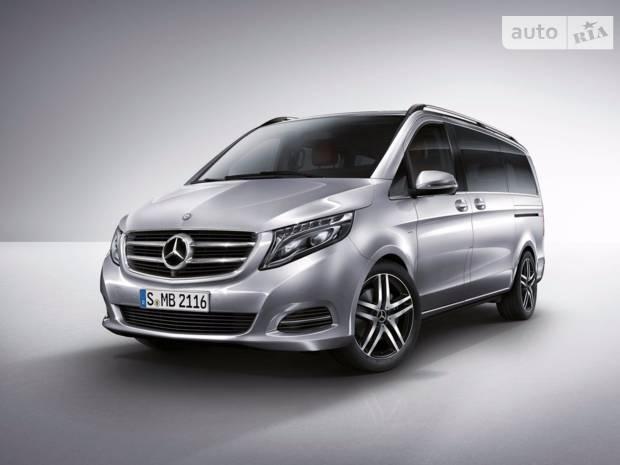 Mercedes-Benz V-Class W447 Минивэн