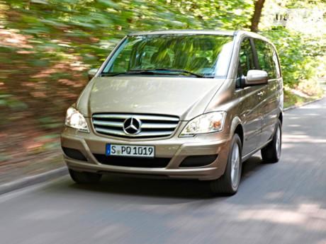 Mercedes-Benz Viano 2006