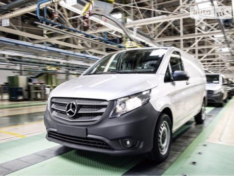 Mercedes-Benz Vito груз. 111 CDI MT (114 л.с.) Compact  2004