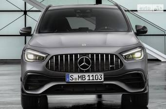 Mercedes-Benz GLA-Class 45s AMG AT (421 л.с.) 4Matic+ 2020