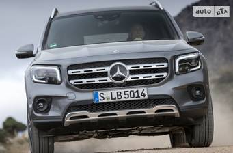 Mercedes-Benz GLB-Class 180 AT (136 л.с.) 2020