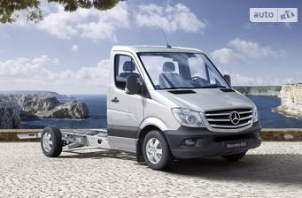 Mercedes-Benz Sprinter груз. Шасси 516 CDI MT (163 л.с.) Standart 2018