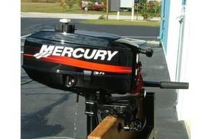 Mercury 2-5m I поколение Лодочный мотор