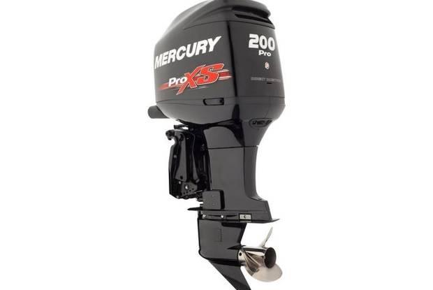 Mercury 200 I поколение Мотор для човна