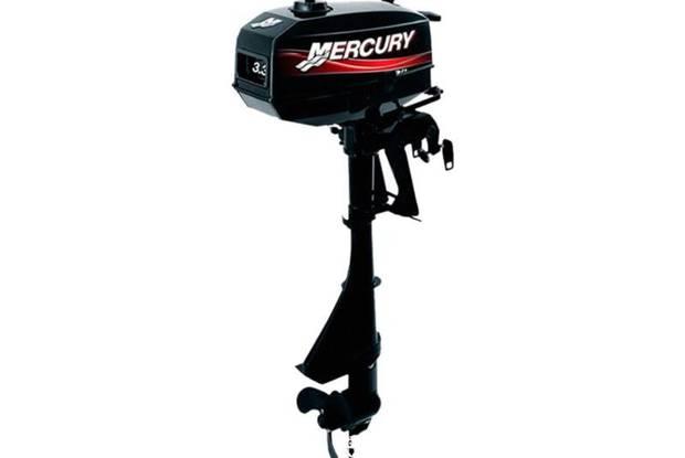 Mercury 3.3 I поколение Лодочный мотор
