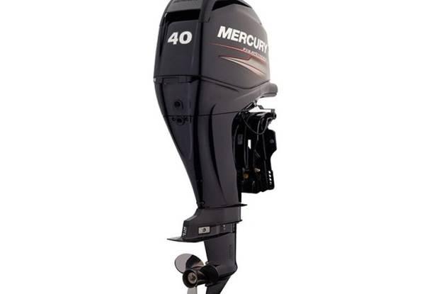 Mercury 40 I поколение Мотор для човна