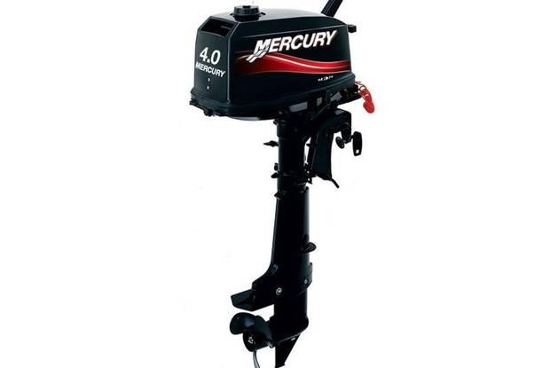 Mercury 4 I поколение Мотор для човна