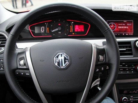 MG 550 2009