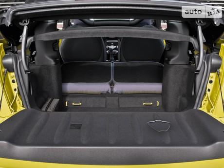 MINI Cabrio 2008