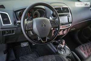 Mitsubishi asx 1 покоління (2 рестайлінг) Кроссовер
