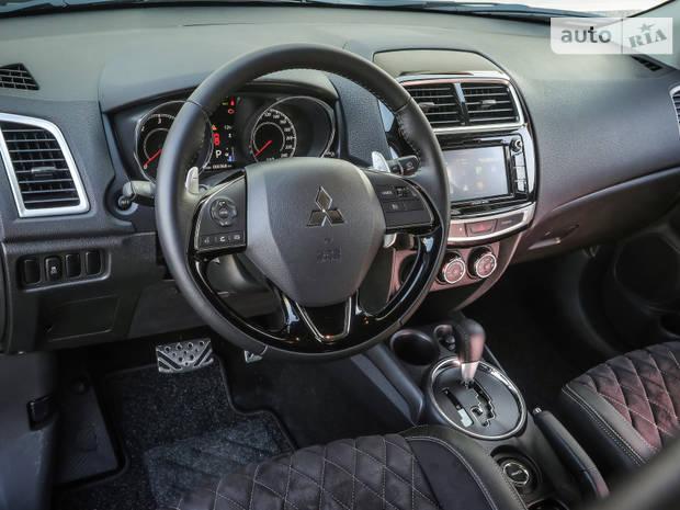 Mitsubishi ASX 1 покоління (2 рестайлінг) Кросовер