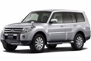 Mitsubishi pajero-wagon IV поколение Позашляховик