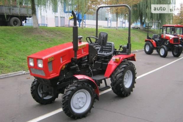 МТЗ 321 Беларус 1 покоління Минитрактор