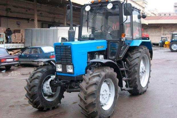 МТЗ 82 Беларус 4 покоління Трактор
