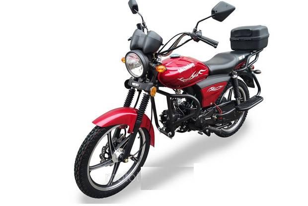 Musstang МТ125-8 (Alfa New) 1-е поколение Мотоцикл