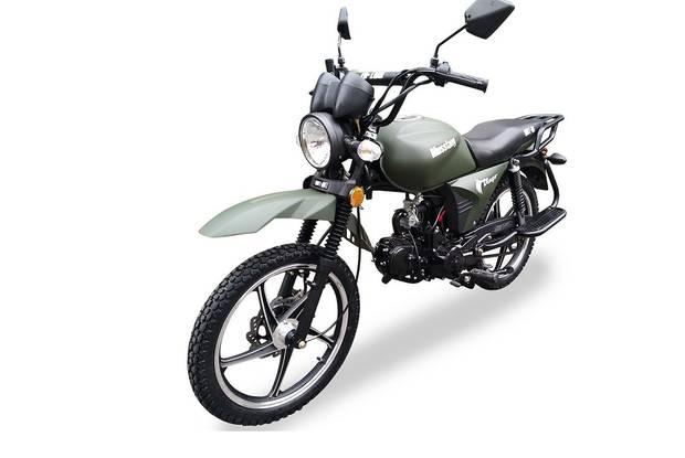 Musstang МТ125 (Dingo) 1-е поколение Мотоцикл