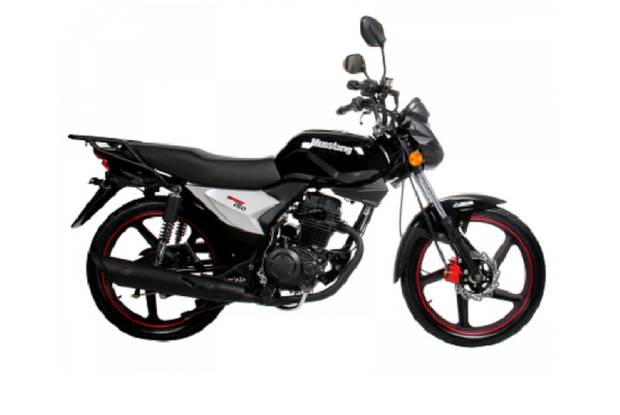 Musstang Vista 1 покоління Мотоцикл