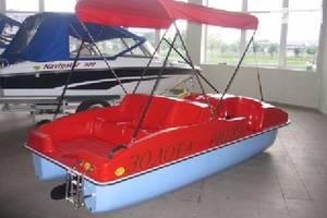 Navigator zolotaya-rybka 1 покоління Катамаран