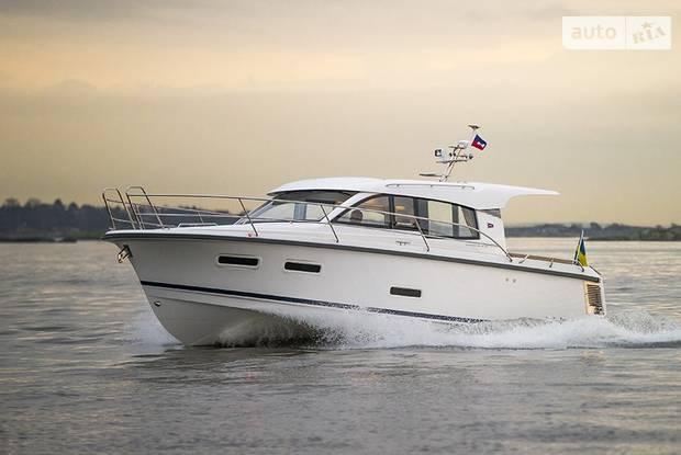 Nimbus 305 1-е поколение Човен