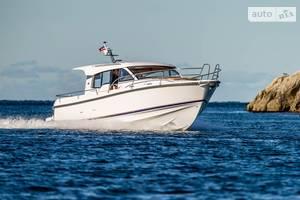 Nimbus 365 1-е поколение Лодка