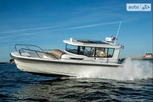 Nimbus commuter-9 1-е поколение Лодка