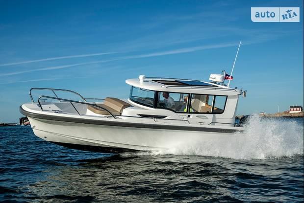 Nimbus Commuter 9 1-е поколение Човен