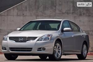 Nissan altima L32 (рестайлинг) Седан