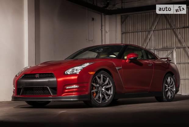 Nissan GT-R R35 (2 рестайлінг) Купе