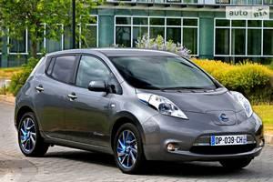 Nissan leaf 1 покоління (рестайлінг) Хэтчбек