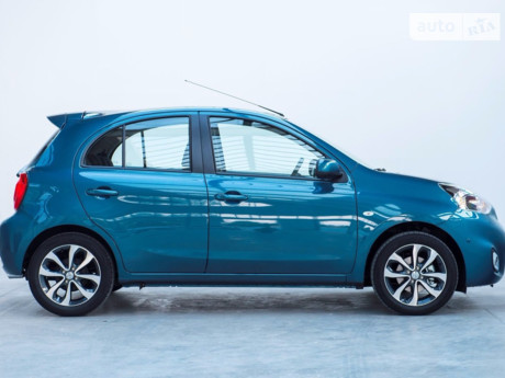 Nissan Micra 1.4 AT (88 л.с.) 2008