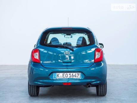 Nissan Micra 1.2 АТ (80 л.с.) 2015