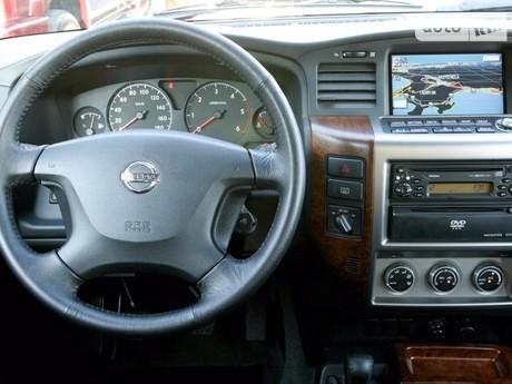 Nissan Patrol 4.2 MT (145 л.с.) 2014