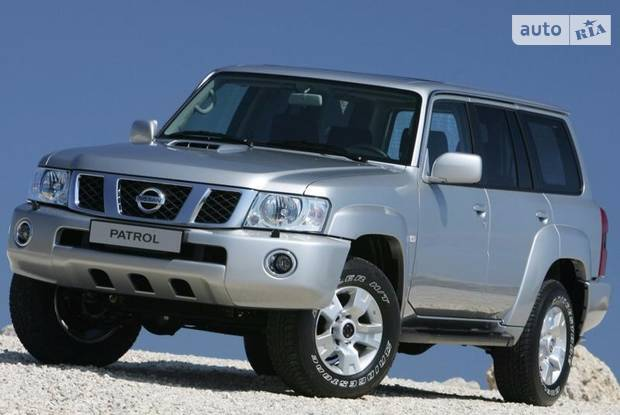 Nissan Patrol Y61 Внедорожник
