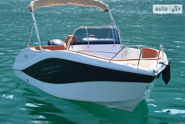 Oki Boats Barracuda I поколение Катер