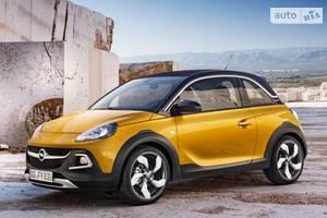 Opel adam 1 покоління Хэтчбек