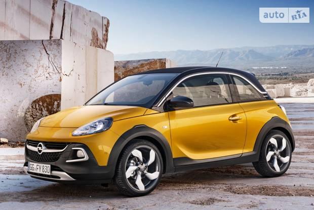 Opel Adam 1 покоління Хетчбек
