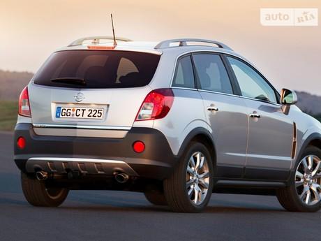 Opel Antara 2007