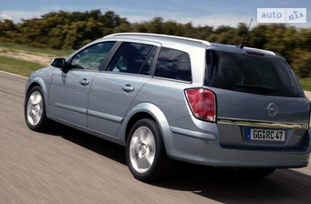 Opel Astra H 1.6 AT (105 л.с.) 2005